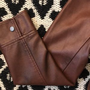 Bernardo Jackets & Coats - Faux leather jacket